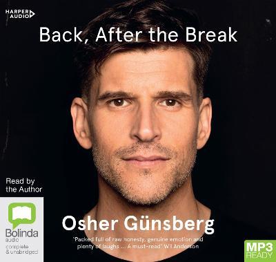 Back, After The Break by Osher Gunsberg