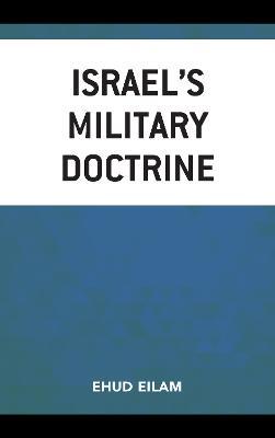 Israel's Military Doctrine book