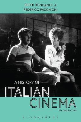 History of Italian Cinema book