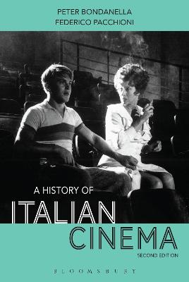 History of Italian Cinema book