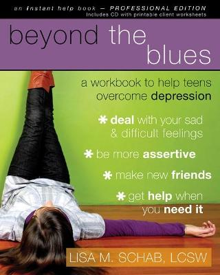 Beyond The Blues (With Cd) book