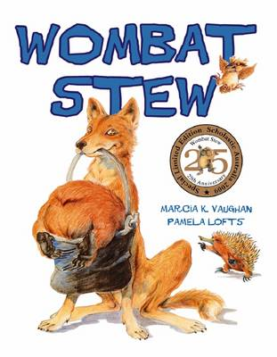 Wombat Stew 25th Anniversary Mini Edition by Marcia,K Vaughan