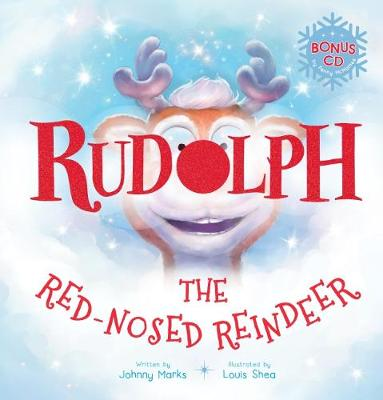 Rudolph the Red-Nosed Reindeer + CD book