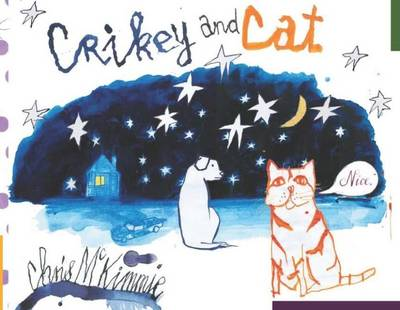 Crikey and Cat by Chris McKimmie