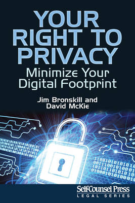 Your Right to Privacy by Jim Bronskill