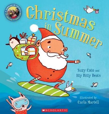 Christmas in Summer by Suzy Cato