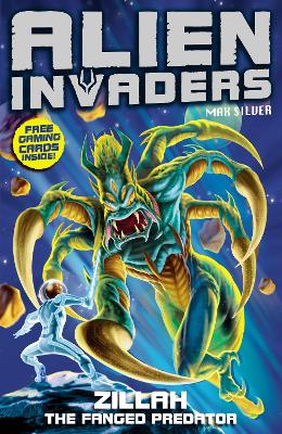 Alien Invaders 3 by Max Silver