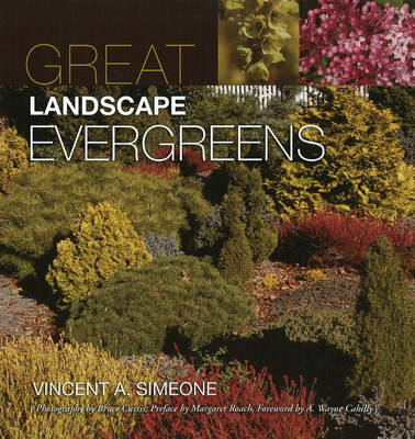 Great Landscape Evergreens by Vincent A. Simeone
