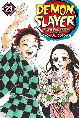 Demon Slayer: Kimetsu no Yaiba, Vol. 23 book