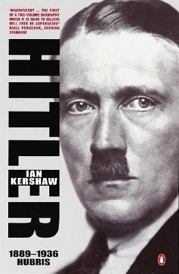 Hitler 1889-1936 book