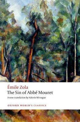The Sin of Abbe Mouret by Emile Zola