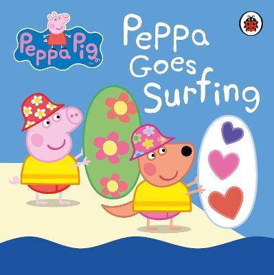 Peppa Pig: Peppa Goes Surfing book