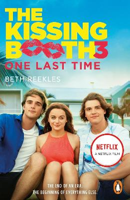 The Kissing Booth 3: One Last Time book
