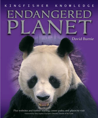 Endangered Planet by David Burnie