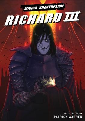 Manga Shakespeare Richard III book