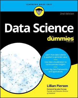 Data Science For Dummies by Lillian Pierson
