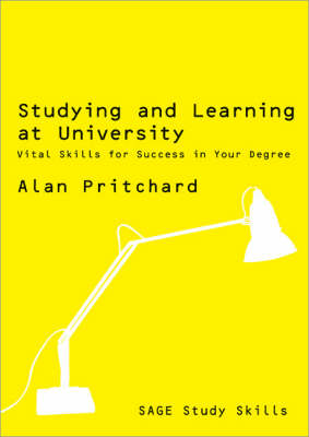 Studying and Learning at University by Alan Pritchard