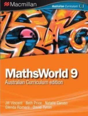 MathsWorld 9 book