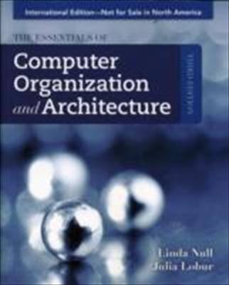 Essen of Computer Organ & Arch book