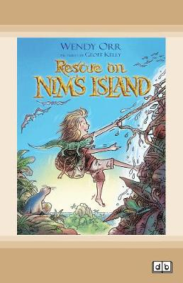 Rescue on Nim's Island: Nim's Island (book 3) by Wendy Orr
