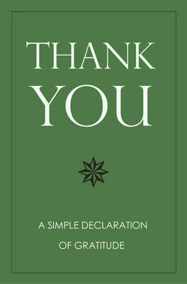 Thank You Book by Hatherleigh Press