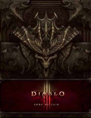 Diablo III: Book of Cain book