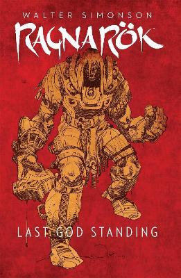Ragnarok, Vol. 1 Last God Standing book