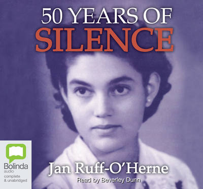 50 Years of Silence: 4 Spoken Word CDs book