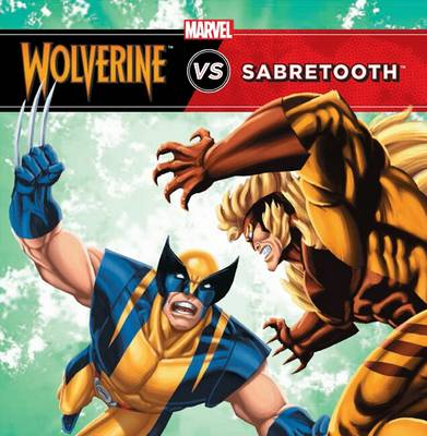 Marvel Wolverine vs Sabretooth by