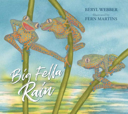 Big Fella Rain book