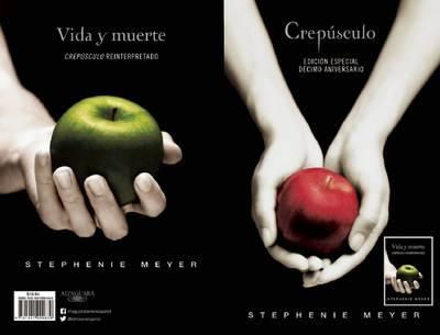 Crepusculo. Decimo Aniversario. Vida y muerte / Twilight Tenth Anniversary. Life  and Death (Dual Edition) by Stephenie Meyer