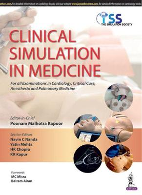 Clinical Simulation in Medicine by Poonam Malhotra Kapoor