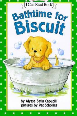 Bathtime for Biscuit by Alyssa Satin Capucilli