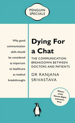 Dying For A Chat: Penguin Special book