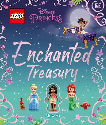 LEGO Disney Princess Enchanted Treasury book