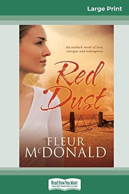 Red Dust (16pt Large Print Edition) by Fleur McDonald
