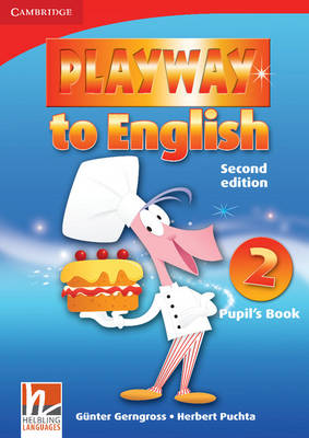 Playway to English Level 2 Pupil's Book by Gunter Gerngross