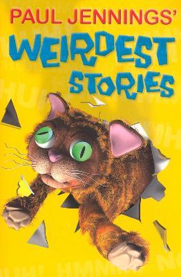 Weirdest Stories book