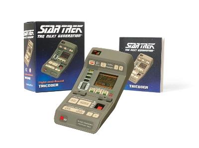 Star Trek: Light-and-Sound Tricorder by Chip Carter