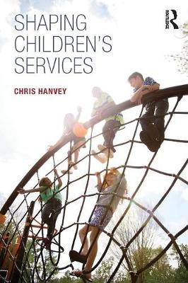 Shaping Children's Services book