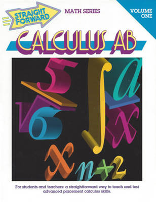 Calculus AB, Vol. 1 by Stan Vernooy