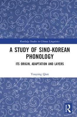 Study of Sino-Korean Phonology book