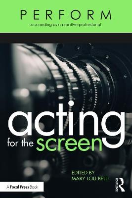 Acting for the Screen book
