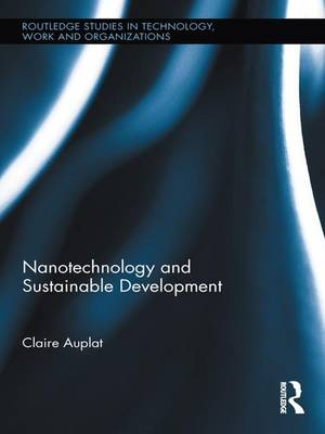 Nanotechnology and Sustainable Development book