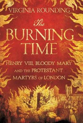 The Burning Time by Virginia Rounding