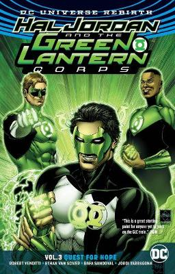 Hal Jordan & The GLC TP Vol 3 Quest For Hope (Rebirth) by Robert Venditti