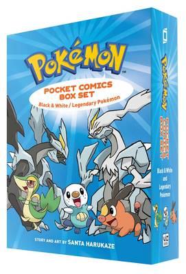 Pokemon Pocket Comics Box Set book