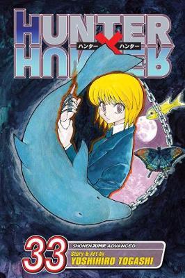 Hunter x Hunter, Vol. 33 by Yoshihiro Togashi
