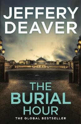 Burial Hour book