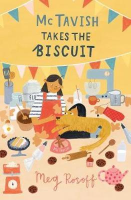 McTavish Takes the Biscuit book